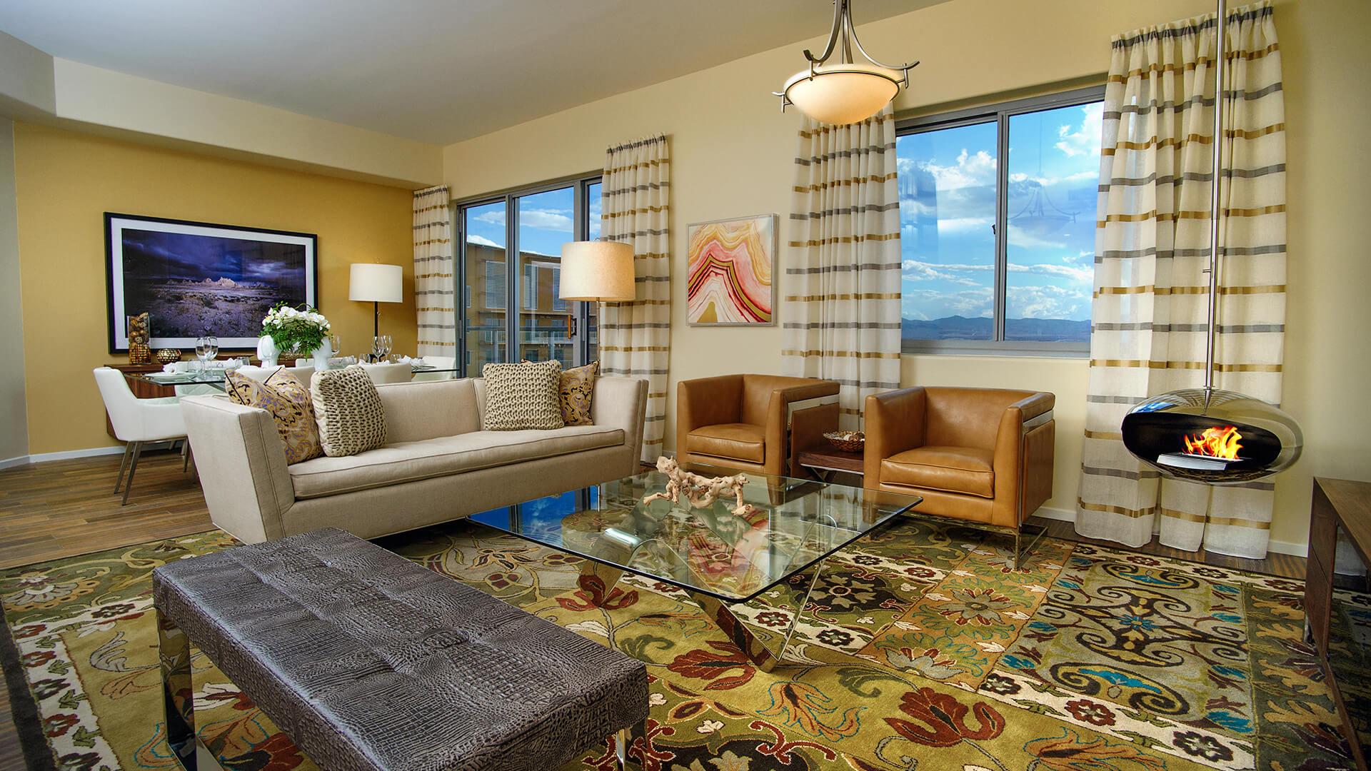 Residences - Luxury Condo Floor Plans   One Las Vegas