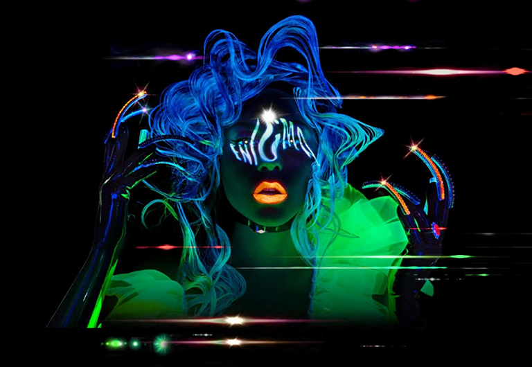 LADY GAGA ENIGMA Las Vegas New Year's Eve Show